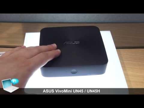 ASUS VivoMini UN45 e UN45H - Mini-PC Intel Celeron N3150, N3000