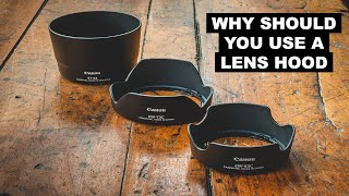 Why Should You Use A Lens Hood