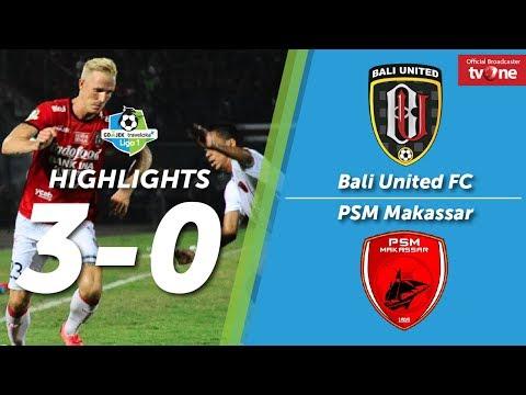 Bali United FC vs PSM Makassar: 3-0 All Goals & Highlights