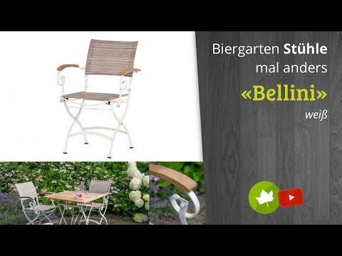 4Seasons Outdoor - Bellini Biergartenmöbel klassisch oder weiß
