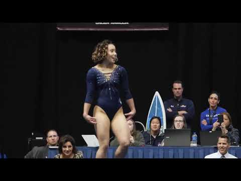 Video: This gymnast's amazing routine is all the motivation you need today