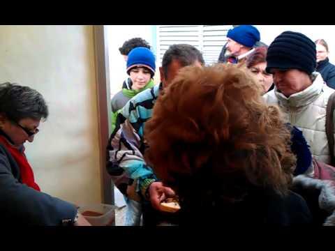 Az MSZP kecskeméti szervezete ismét vendégül látta a rászorulókat