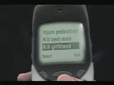 Spegni il cellulare prima di guidare