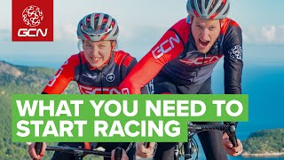 What Do You Need To Start Bike Racing? | GCN's Beginner's Guide To Racing Your Road Bike