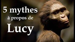 5 mythes à propos de Lucy