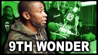 9TH WONDER Recalls Sessions with Jay-Z & Kendrick Lamar + Little Brother Reunion
