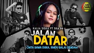 Chord Kunci Gitar Lagu Jalan Datar - Kalia Siska Ft SKA 86: Cinta Bawa Duka, Rindu Balas Dendam