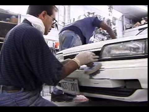 Automotive Body Repairing Career Overview