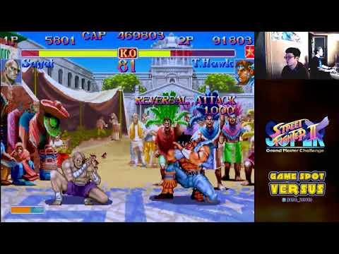 Super Street Fighter 2X 191117 第3日曜大会 @西日暮里バーサス