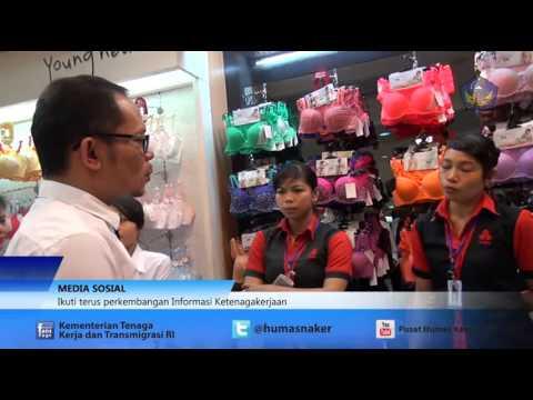 FULL  !!! Sidak Menaker Hanif Dhakiri di Mall Mataram ke PT Tiara
