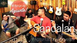 Sandalan | (c) 6CycleMind | #AgsuntaSongRequests