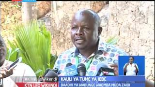 Wafula Chebukati asema kuwa tume ya IEBC haitaongeza muda zaidi kwa wapiga kura