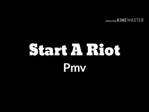 Start A Riot || PMV || Lazy