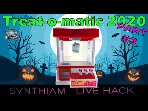Treat-O-Matic 2020 Live Hack Part #3