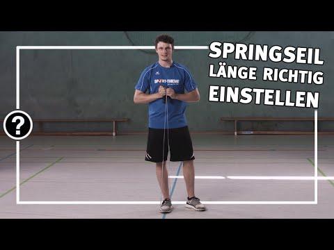 Paffen Sport- Fit Springseil Rot Sport 275cm Mma.kunststoff Boxen Fitness