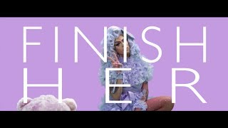 Finish Her! - Aja (Video)