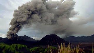 Status Gunung Bromo Waspada Wisatawan dilarang Mendekat