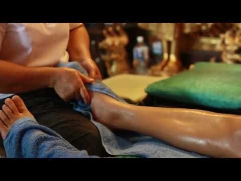 Video Thai Foot Massage Therapy Version 2017