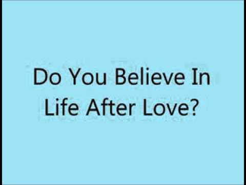 Cher Believe with Lyrics