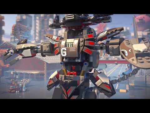 Конструктор Робот Гарм - LEGO NINJAGO - фото № 6