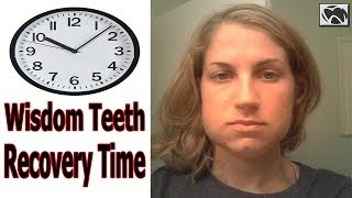 Wisdom Teeth Recovery Timeline | How to Recover Fast After Wisdom Teeth Removal