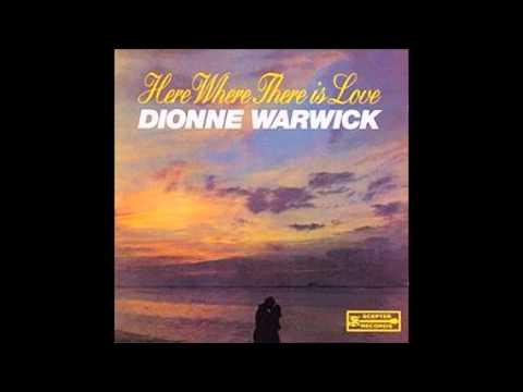 Dionne Warwick - I Just Don't Know What To Do With Myself