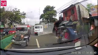 Jeep Counterflow Accident Sa Cavite - A Closer Look