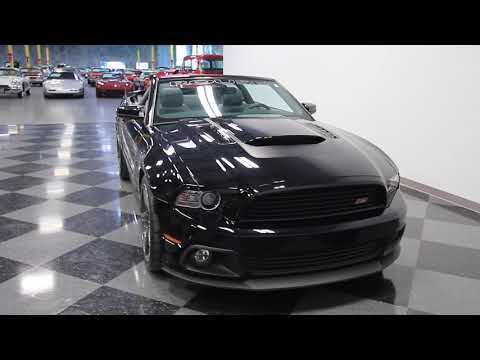 Video of '14 Mustang (Roush) - MH8D