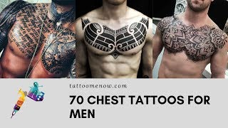 70 Best Chest Tattoos For Men