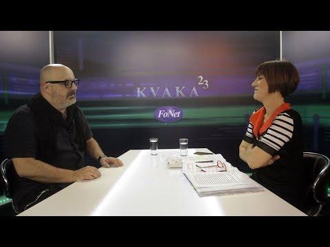 Kokan Mladenović: Sloboda počinje građanskim hapšenjem Vučića