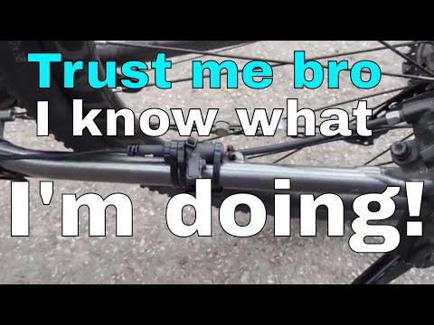 Famous YouTube technician demonstrates professional, proper ebike speedometer repair.