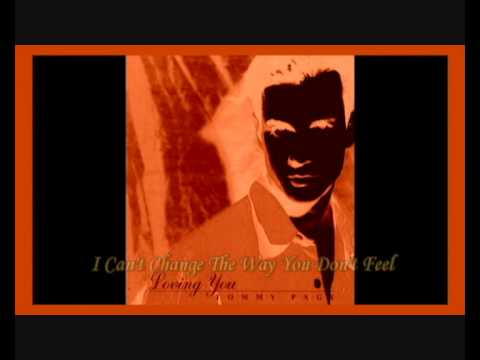 Tommy Page - I Can't Change The Way You Don't Feel (Diane Warren)