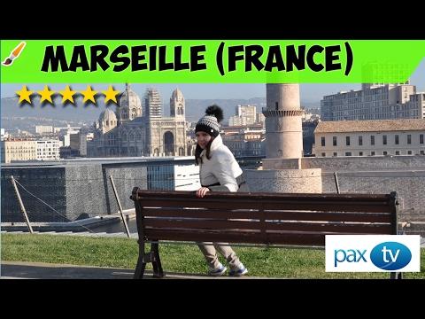Достопримечательности Марселя Франция за один день || Marseille France best sights to see GOPRO 4
