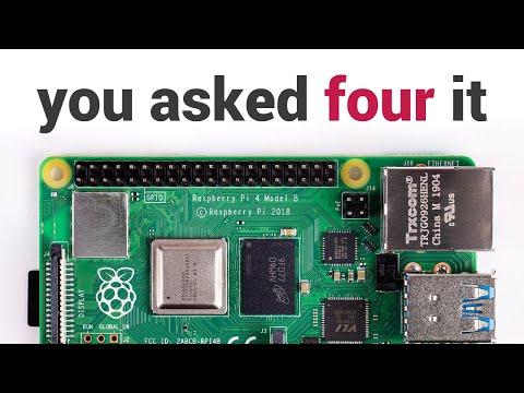 Raspberry Pi 4 8G Model B Starter Kit (ARMv8)