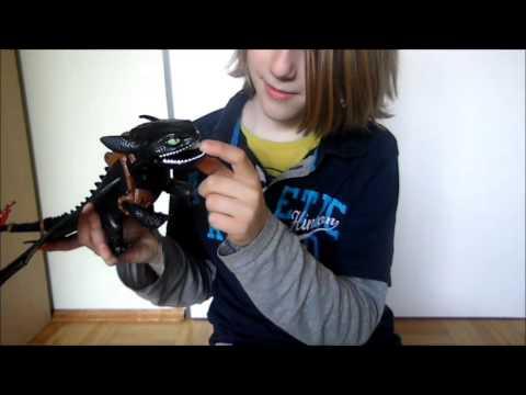 Unboxing: Ohnezahn Actionfigur (dragons)