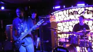 Dr Klaw 1/7/14 Leave Me Alone (Part 1 of 2) - Adam Deitch Jam Cruise Jam Room
