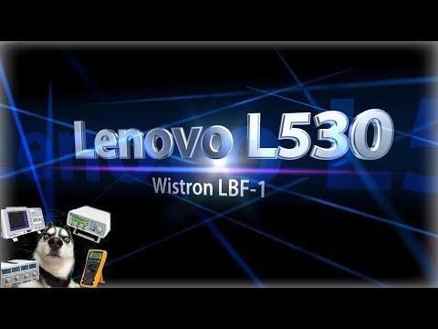 Ремонт ноутбука lenovo. Lenovo L530 . Нет изображения. Циклический рестарт.