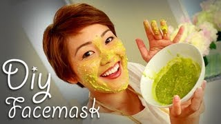 DIY Face Mask With 3 Ingredients   Skin Care   Lazy Girls' Guide To Beauty