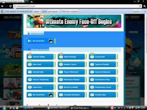 Pockie Ninja II Original Internet