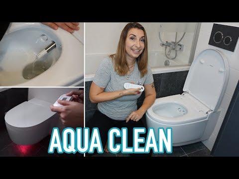 Unser GEBERIT Aquaclean Dusch-WC Mera | DIANA DIAMANTA