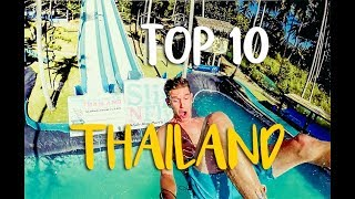 10 of The Best Things to do in Thailand! –  Kinging- 2018