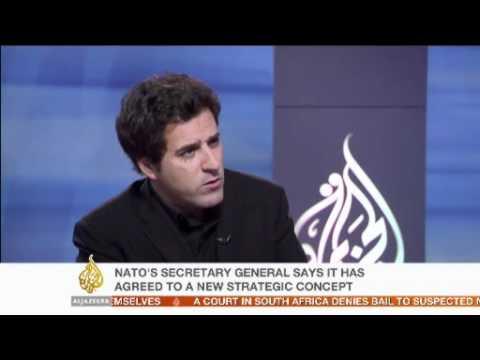 Al Jazeera English interview on NATO Summit