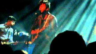 Arkells - Coffee- Elements - Kitchener - Feb 9 2012
