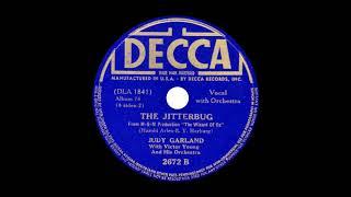 Judy Garland - The Jitterbug [Decca 2672 B, 78 rpm, 1939, NAB]