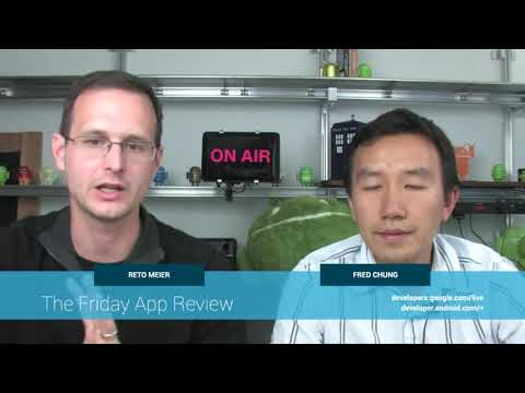 The Friday App Review  News Apps