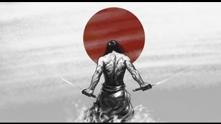 Samurai HipHop Instrumental