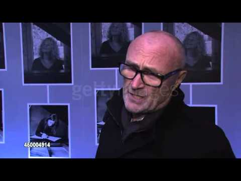 Phil Collins Writing a Book & New Songs