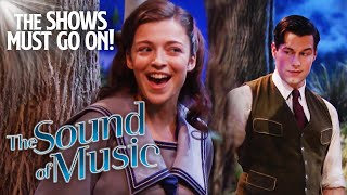 'Sixteen Going on Seventeen' Ariane Rinehart & Michael Campayno | The Sound of Music Live