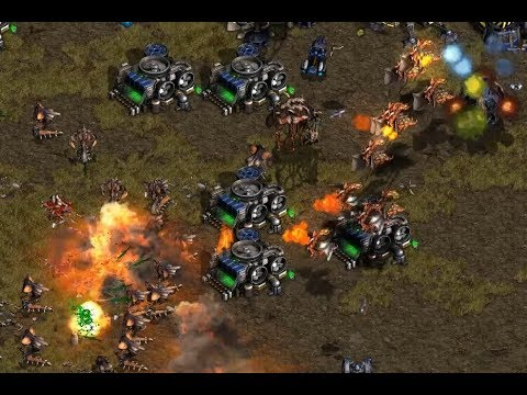 EPIC - Effort (Z) v NaDa (T) on Destination - StarCraft  - Brood War REMASTERED 2019