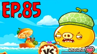 Angry Birds Fight! - MONSTER MELON PIG RAID - MADEN